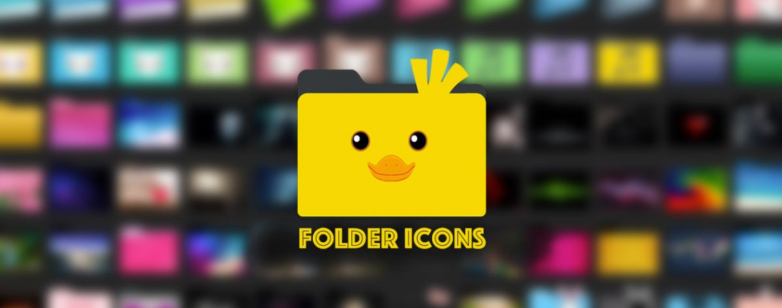 Folder Icons App for Mac